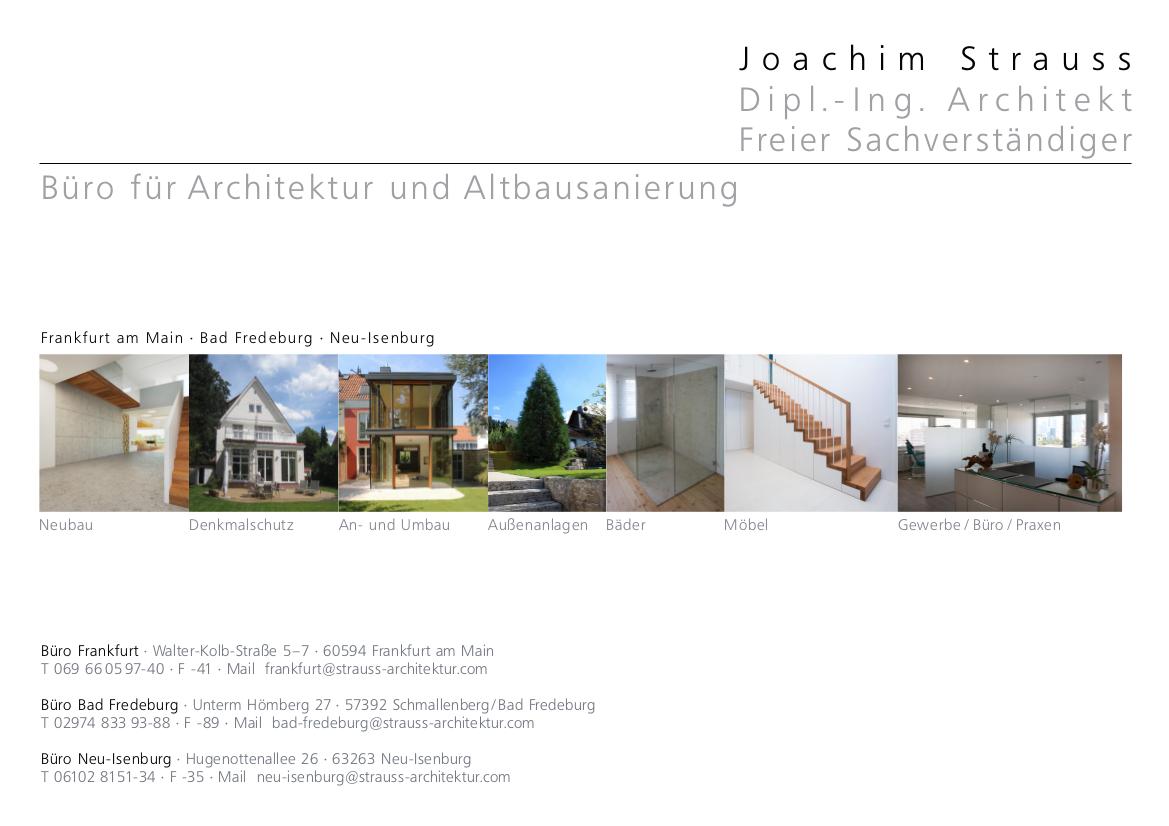 Strauss Architektur